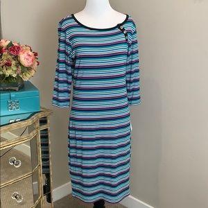 NWT Loveappella Stripe Dress size M